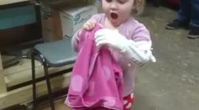 Ребенку сделали протез на 3D-принтере