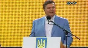 Ляп Януковича на Prime Yalta Rally