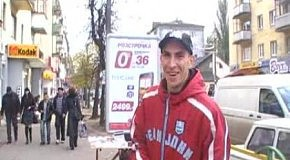 Хлебная проповедь Александра Степченко
