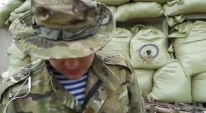 Интервью с Надежной Савченко накануне плена