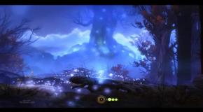 Начало игры Ori and the Blind Forest (PC)