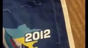 В аннексированном Крыму высплыли украинские сумки
