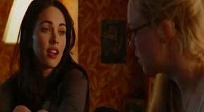 HD - Megan Fox Amanda Seyfried Lesbian Kiss Full Scene - Jennifers Body