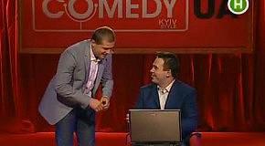 Одноклассники.ру / сайт odnoklassniki.ru - Два одноклассника (comedy club)