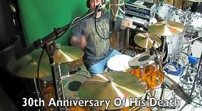 John Bonham Tribute - JOEDRUMS