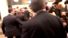 Янукович не стал говорить с журналистами после круглого стола