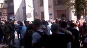 В Киеве на Майдане ограбили потерявшую сознание женщину