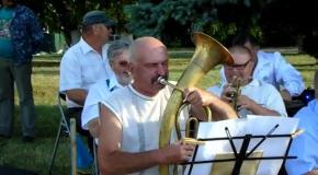 Духовой оркестр г. Андрушевка