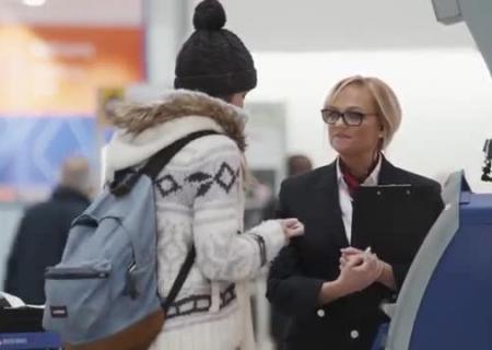 Участница Spice Girls разыграла пассажиров Хитроу