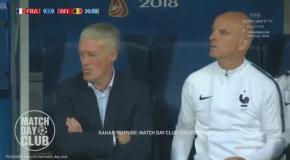 Франция - Бельгия 1:0