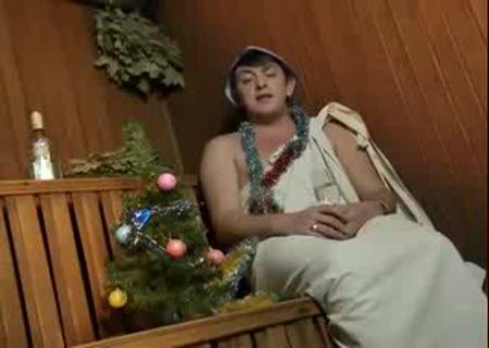 Новогоднее поздравление пети бампера