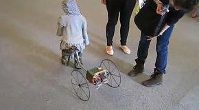 Ребенок-робот