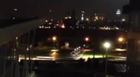Взрыв электростанции в Нью-Йорке. Ураган Сэнди