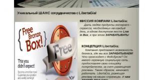 LibertaGia ru  Запонение и верификация документов 29 10 13