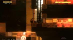Начало игры- The Swindle (PC)