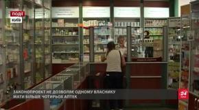 МОЗ підтримає законопроект про ліквідацію мережевих монополій на фармацевтичному ринку