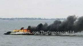 Яхта, стоимостью $419 000, взорвалась через 15 минут после покупки