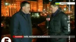 """Олег Тягнибок у програмі """"Час. Підсумки дня"""""""