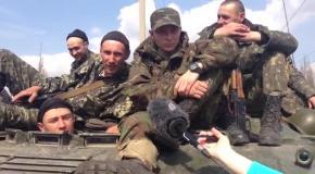 Украинский солдат: Сегодня есть моя страна - завтра ее не будет