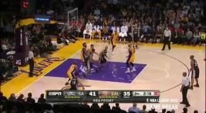 Топ-10 моментов NBA за 14 ноября 2014