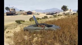 В машине у Читера! GTA V online