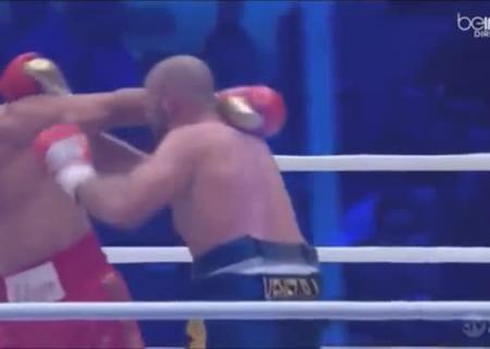 Пояса Фьюри будут стоять накону боя Кличко— Джошуа