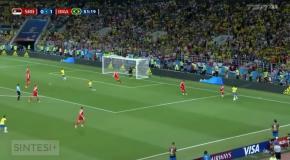Сербия – Бразилия: видео голов и обзор матча