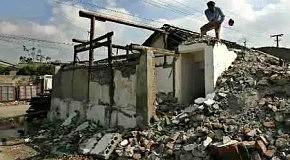 Принудительные выселения в Китае вызывают недовольство граждан