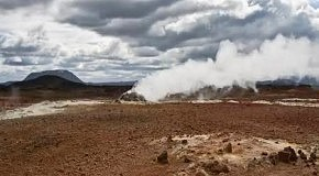 Исландия в Time Lapse  Красиво