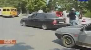 Дагестанское ГИБДД против местной молодежи