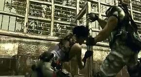 Прохождение Resident Evil 5 Co-op (чать 6)