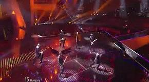 Compact Disco - Sound Of Our Hearts: первый полуфинал Евровидения 2012