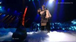 Евровидение 2013: Финал - Украина