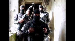 Черные Человечки обещают сами очистить восток Украины от оккупантов и сепаратистов