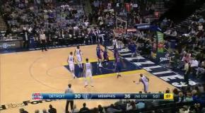 Топ-10 моментов NBA за 15 ноября 2014