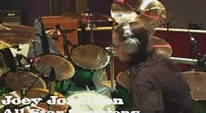 Joey Jordison - All Star Sessions (Drum solo)