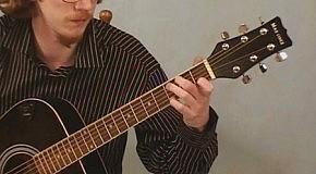 Видео-уроки игры на гитаре 8