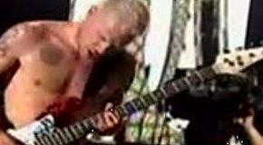 Red Hot Chili Peppers - Parallel Universe