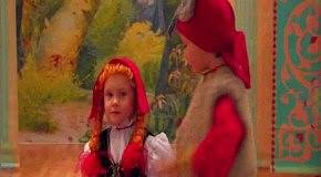 АНО ДОУ СОЛНЫШКО - Диалог Красной шапочки и Волка