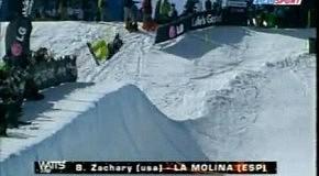 Watts Zap Best - Смешные моменты в спорте (19.12.2009)