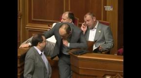 Олександр Мирний на ТВі