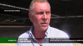 Рекордный урожай в Ипатовском районе - вместе с Ростсельмаш!