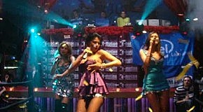 ХС на вечеринке в Патипа