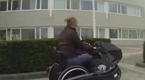 Машина-инвалидка: версия из США