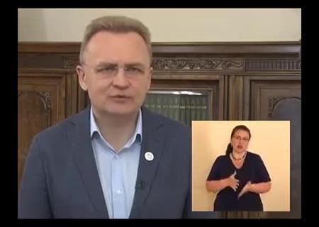 Вподдержку граждан Львова: Лидер «Самопомичи» Березюк объявил голодовку