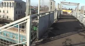 Ж-д станция Попельня