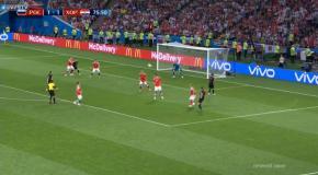 Россия – Хорватия: видео голов и обзор матча ЧМ-2018