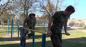 Вояки 2018. Андрушівська гімназія. Володимир Повальчук