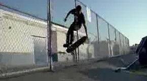 Шикарный скейтбординг