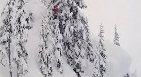 Winter X Games - Бэккантри: Jussi Oksanen